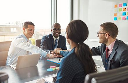 Mitarbeiter im Unternehmen halten - Tipps für motiviertes Personal