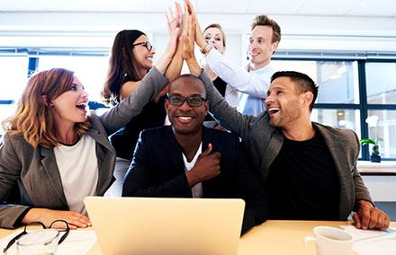 Effektive Teambildung: in der Gruppe zum Erfolg