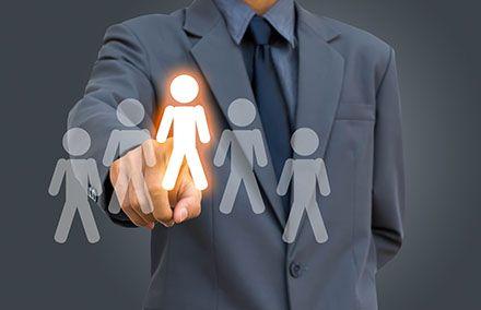 Individuelle Hilfe durch Michael Page - mehr als nur Jobvermittlung