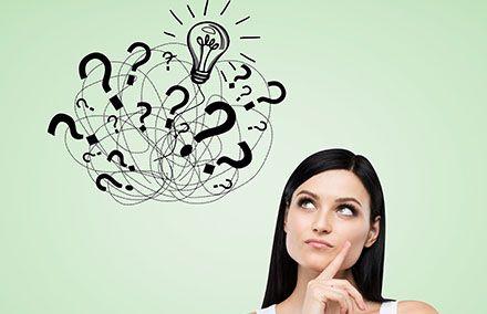 Knifflige Fragen im Bewerbungsgespräch - herausfordernde Situationen meistern